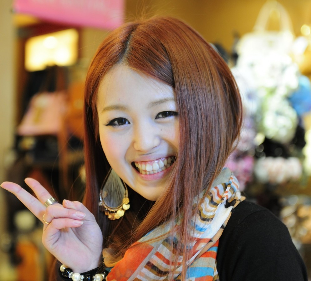 nice girls from japan - pictures-by-albi