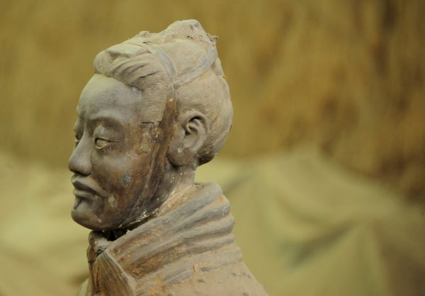 xi'an: the terracotta soldiers