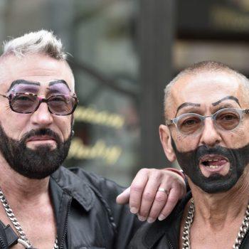 gay pride in paris 2014 - by albi