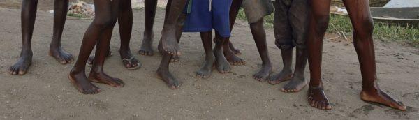 kids from uganda – by albi