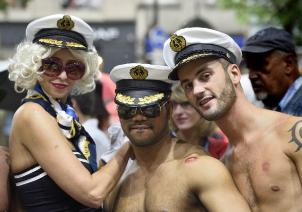 gay pride in paris 2014 part III – by albi