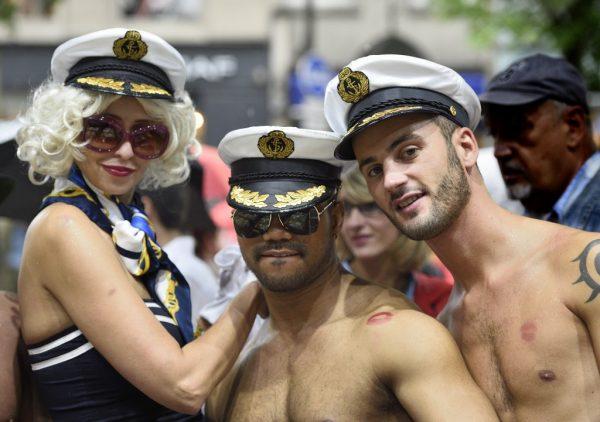gay pride in paris 2014 part III – by albi