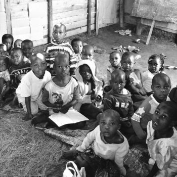 school in the mountains-black and white in uganda with nikon df and d4s