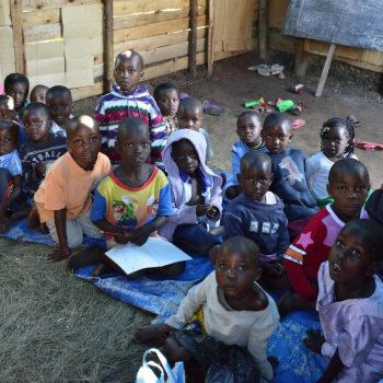 school in the mountains-kids from uganda-pictures by albi-with nikon