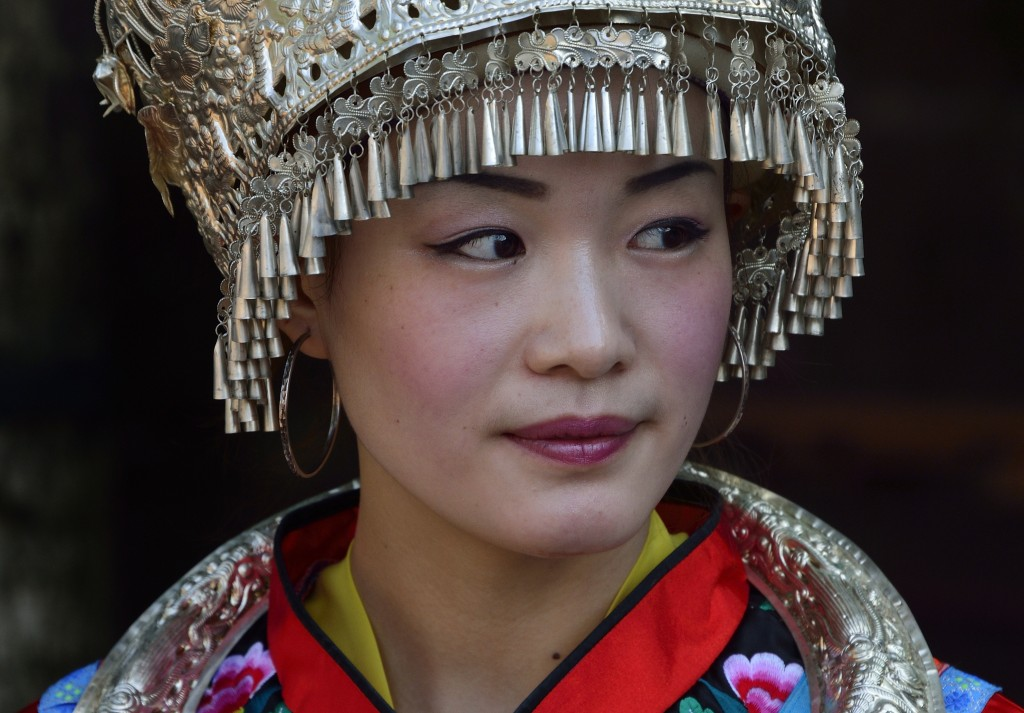 facebook from china-hunan dressed at fènghuang-facebook in china