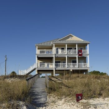 St George Island close to Apalachicola -the forgotten coast
