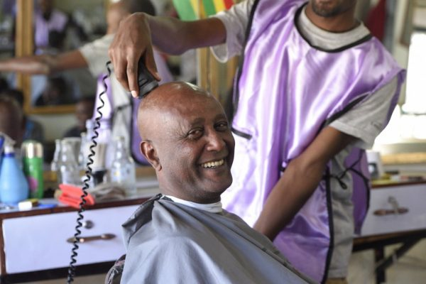 need a hair cut in ethiopia? – by albi