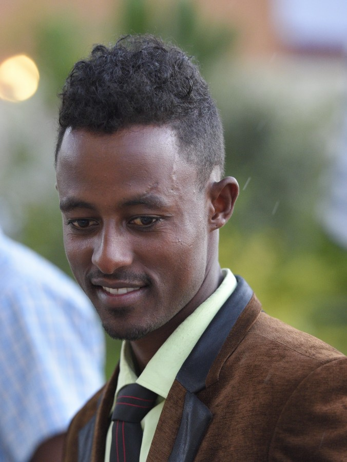 Ethiopian gay men