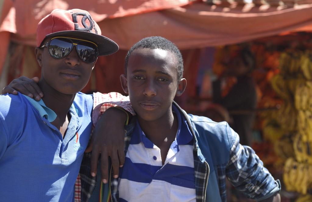 beautiful boys from ethiopia