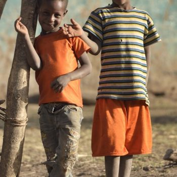 kids from ethiopia