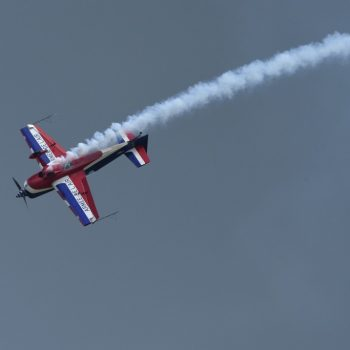 evaa french air force extra 330sc: can go up to 10g !!