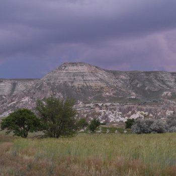 cappadoicio landscapes