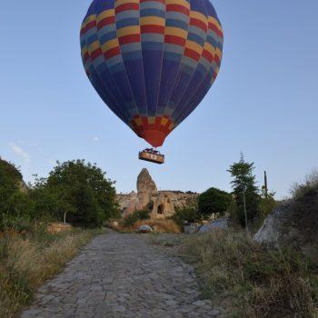 ballons over göreme/cappadocia