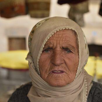 on a cappadocian market