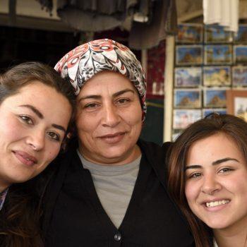 family in cappadocia