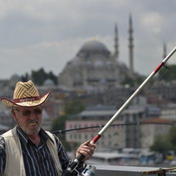 fisherman in istanbul-nikon d4s-by albi