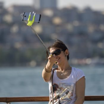 just another selfie-istanbul by albi