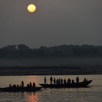 living and dying at the ganga river