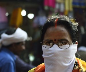 living india: dust and pollution is more than a problem