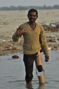 living india: on the ganga river at varanasi