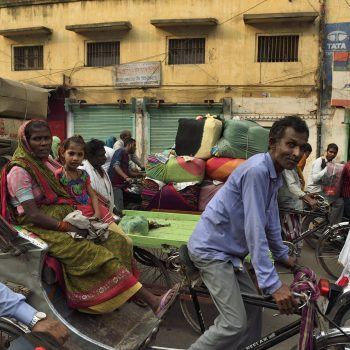 living india: open air transport system
