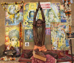 living india: save Ganga-clean Ganga: you better pray...