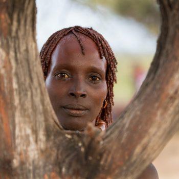 beautiful ethiopian ladies: what kind of eyes !