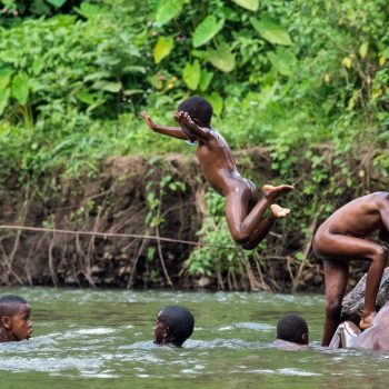 kids from ethiopia by albi: summertime !