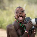 kids from ethiopia – by albi