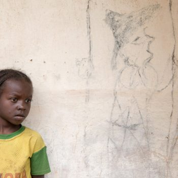 kids from ethiopia by albi: something wrong ??