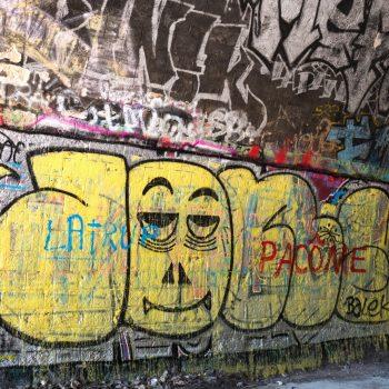 """petite ceinture paris - by albi, this is """"gb"""""""