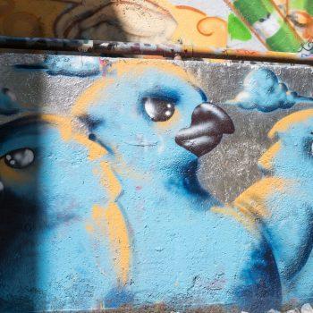 petite ceinture paris - by albi-street art