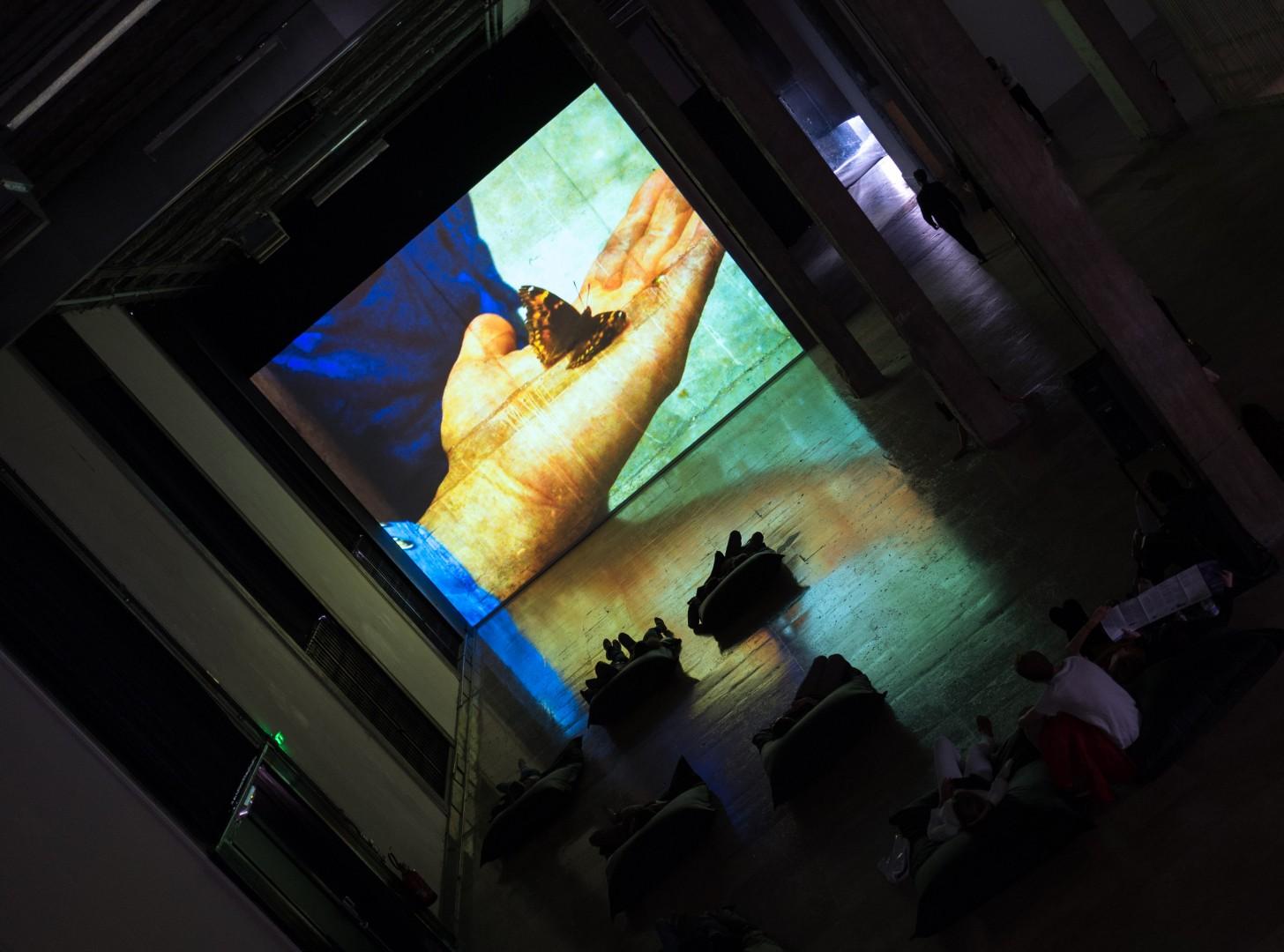 modern art museum with leica q