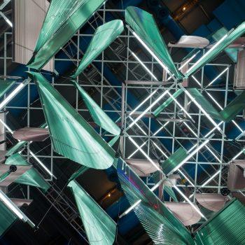 inside pompidou center leica q