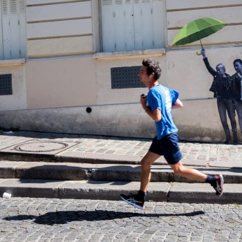 montmartre street art with leica q