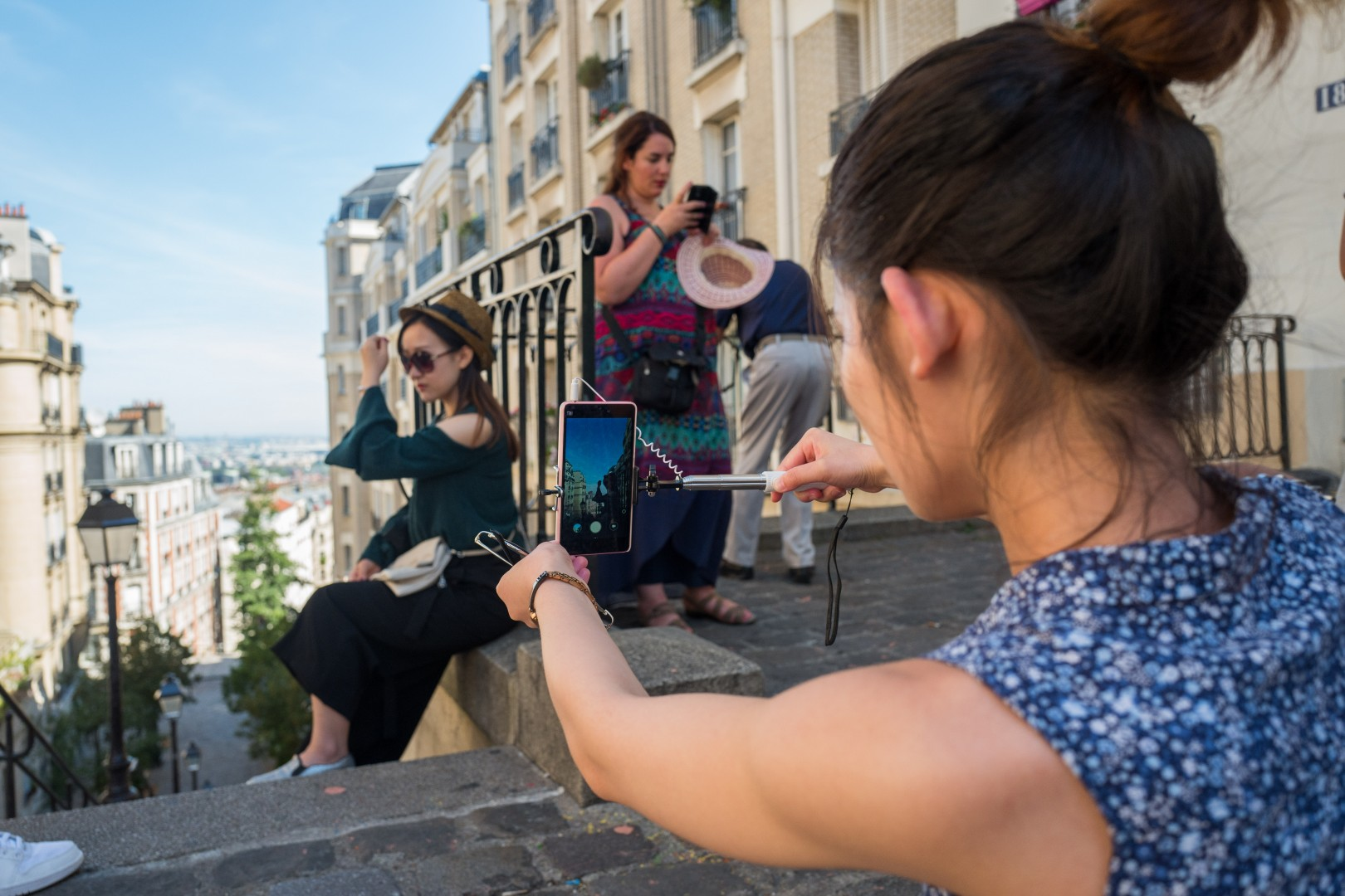 """paris is """"the place"""" to do pictures with leica q"""