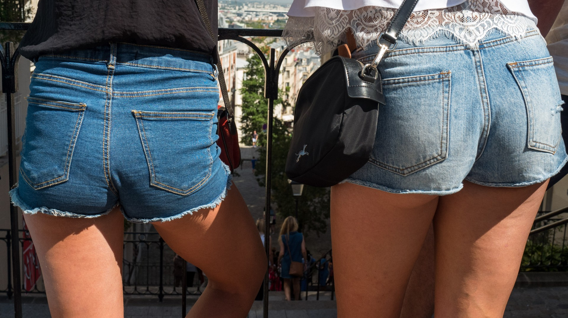 summertime in paris with leica q