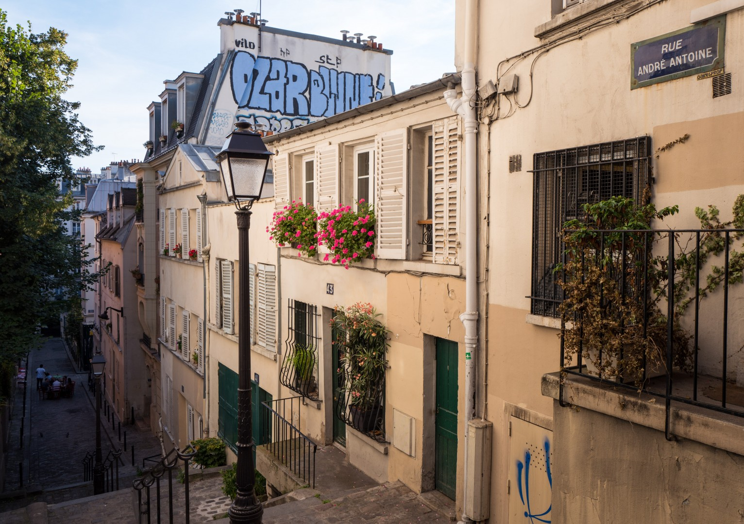 montmartre with leica q