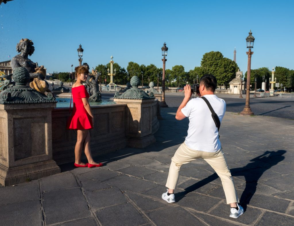 place de la concorde with leica q
