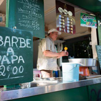 """""""barbe a papa"""" parc des buttes-chaumont paris 19ème with leica q"""
