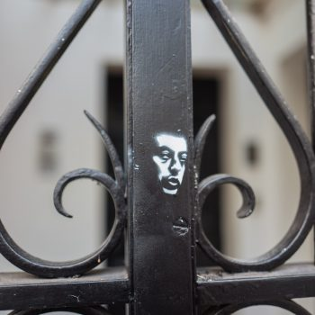 house of serge gainsbourg, rue de verneuil, paris 6ème with leica q