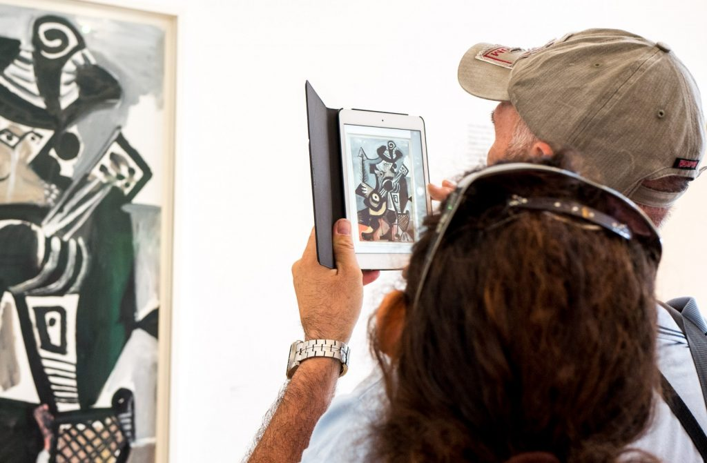 at picasso museum paris 3ème with leica q