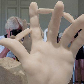 at rodin museum paris 7ème with leica q