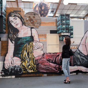 "at suburb malakoff, expo ""le grand 8"" with leica q"
