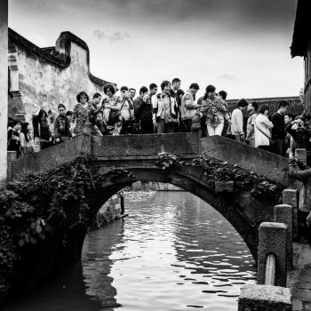 love in wuzhen, you can visit, but not alone...!!