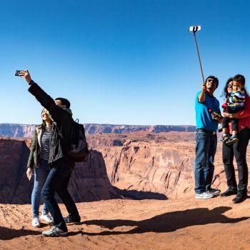 double selfie, yes: double !
