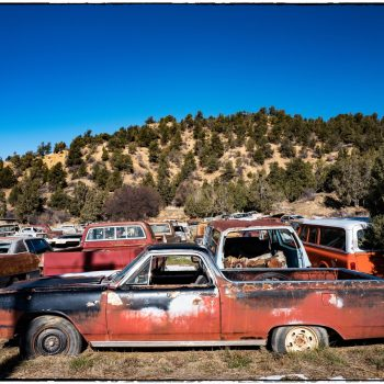 the graveyard of old american cars, leica q, pictures by albi