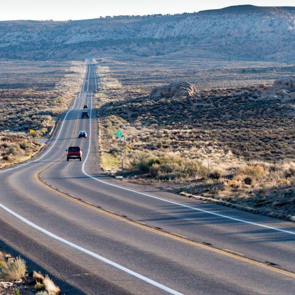 endless highways...nothing between