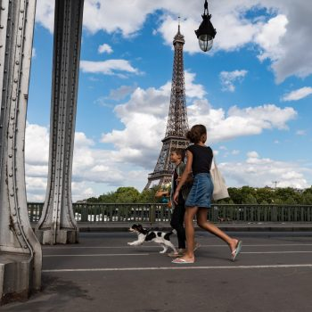 summertime in paris - pictures by albi