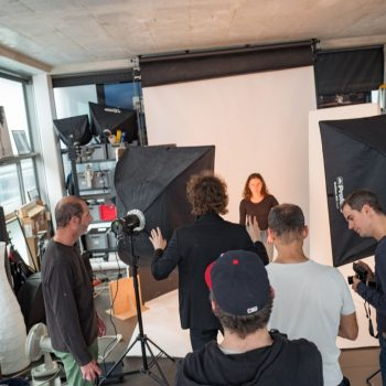 photo workshop with eric bouvet - making of